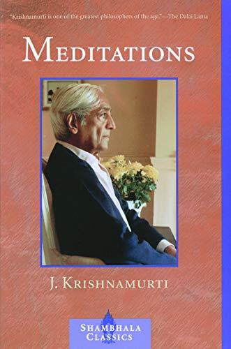 9781570629419: Meditations (Shambhala Classics)