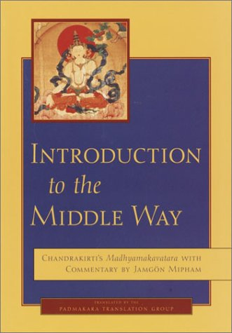 9781570629426: Introduction to the Middle Way: Chandrakirti's