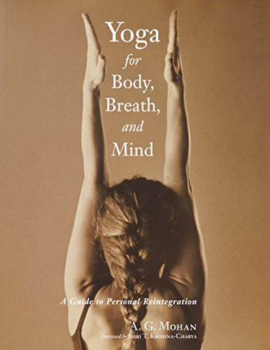 9781570629778: Yoga for Body, Breath, and Mind: A Guide to Personal Reintegration