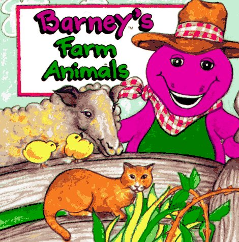 9781570640025: Barney's Farm Animals
