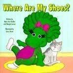 Baby Bop's Where Are My Shoes? (Barney): Larsen, Margie, Dudko,