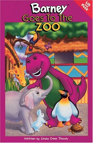 9781570640117: Barney Goes To The Zoo