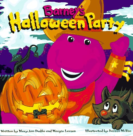 9781570640469: Barney's Halloween Party