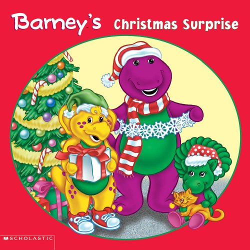 9781570640476: Barney's Christmas Surprise