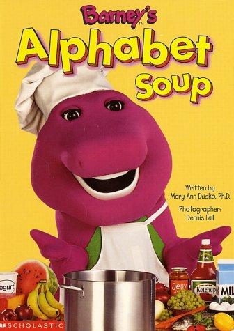 Barney's Alphabet Soup (Barney): Mary Ann Dudko