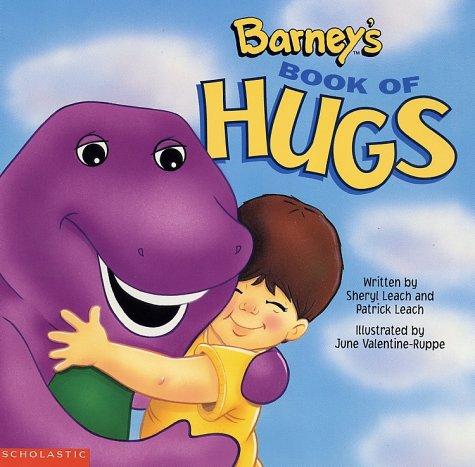 9781570641206: Barney's Book Of Hugs