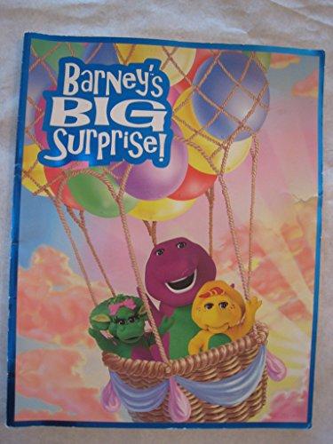 9781570641275: Barney's big surprise