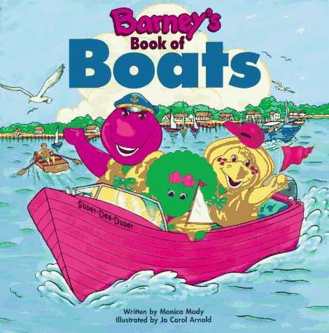 9781570641299: Barney's Book of Boats (Barney Transportation Series)