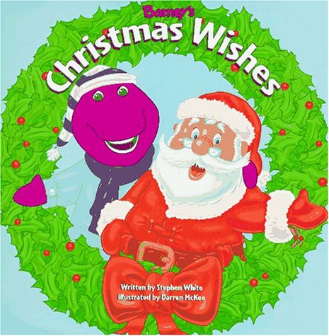 9781570641794: Barney's Christmas Wishes