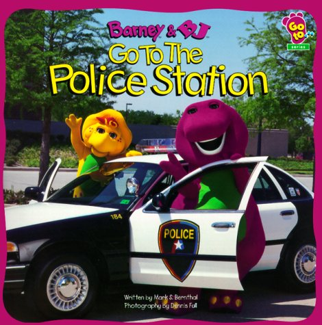 Barney And BJ Go To The Police Station: Lyrick, Publishing