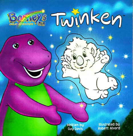 Barney and Twinken (Barney's Great Adventure): Davis, Guy
