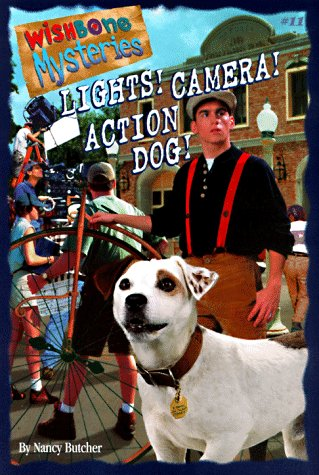9781570642890: Lights! Camera! Action Dog! (Wishbone Mysteries)
