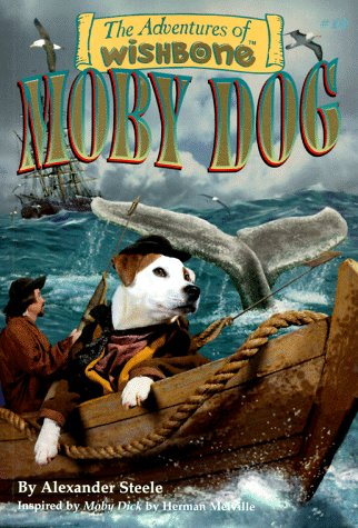 9781570643057: Moby Dog (Adventures of Wishbone)