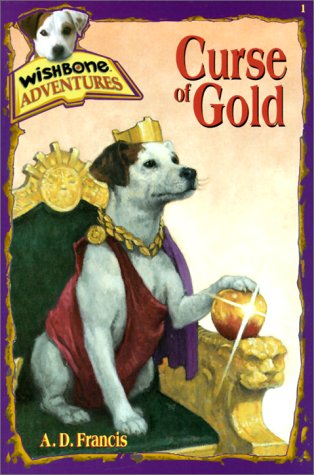 9781570644320: Curse of Gold (Adventures of Wishbone)