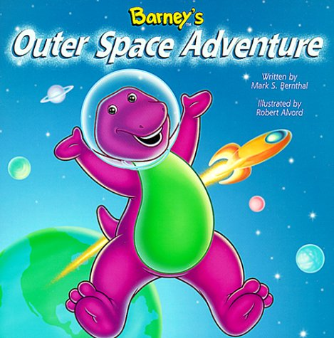 9781570644566: Barney's Outer Space Adventure