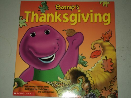 9781570644597: Barney's Thanksgiving