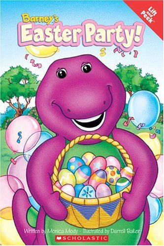 9781570647147: Barney's Easter Party