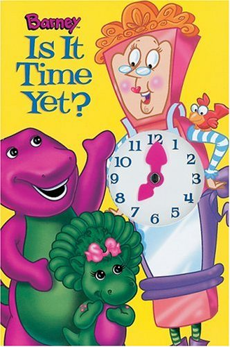 9781570647253: Is It Time Yet? (Barney)