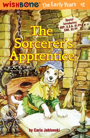 9781570647703: The Sorcerer's Apprentice (Wishbone, the Early Years)