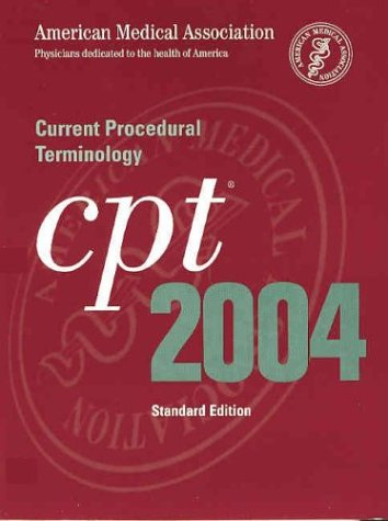 9781570662850: Current Procedural Terminology CPT 2004