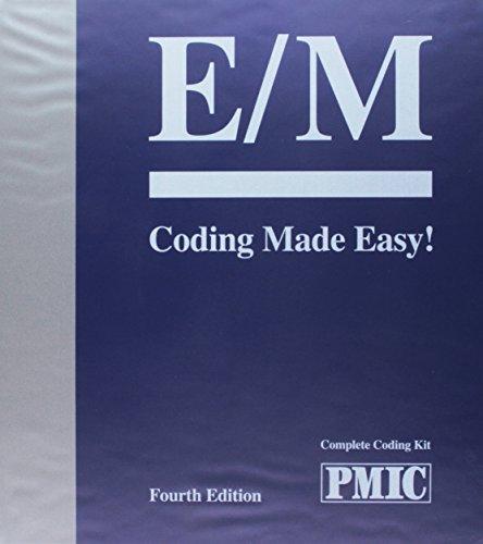 9781570664038: E/M Coding Made Easy!