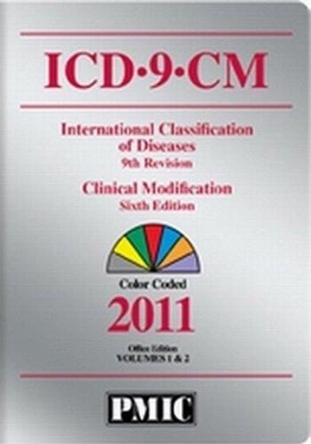 ICD-9-CM 2011 Office Edition, Volumes 1 &: James B. Davis
