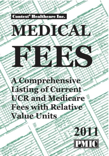 9781570666605: Medical Fees in the United States 2011