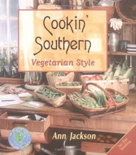 9781570670923: Cookin' Southern Vegetarian Style
