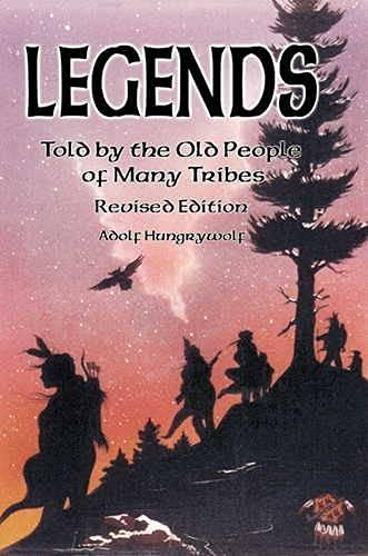 9781570671166: Legends Told by the Old People