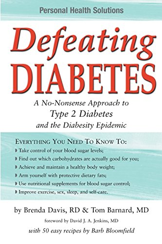 Defeating Diabetes: Davis, Brenda and Tom Barnard