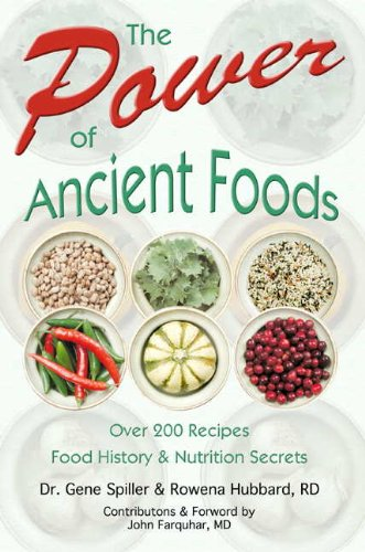 9781570671401: The Power of Ancient Foods