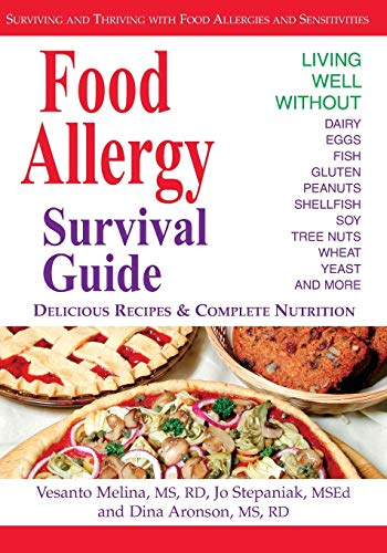 9781570671630: Food Allergy Survival Guide: Surviving and Thriving With Food Allergies and Sensitivities
