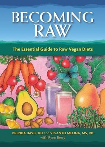 Becoming Raw The Essential Guide to Raw Vegan Diets
