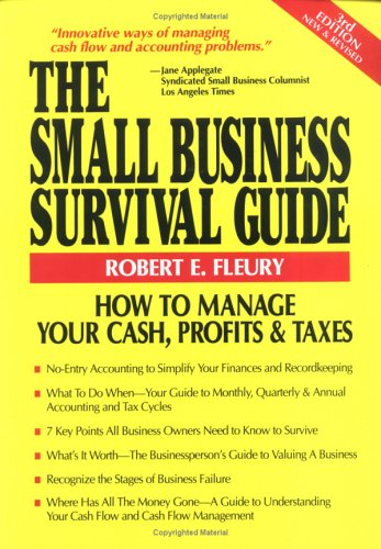 9781570710452: The Small Business Survival Guide: How to Manage Your Cash, Profits & Taxes (The Small Business Sourcebooks)