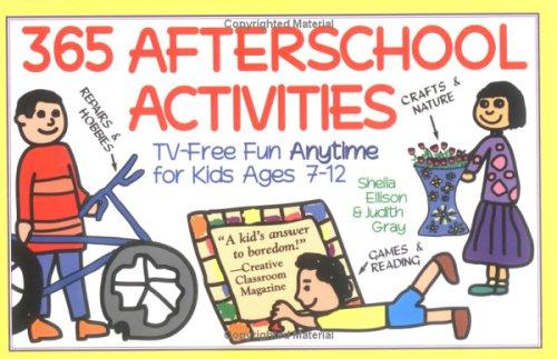 9781570710803: 365 Afterschool Activities