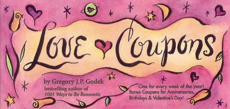 Love Coupons (Coupon Collections): Godek