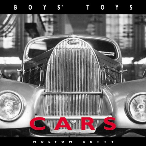Boys' Toys: Cars (9781570716034) by Alison Moss
