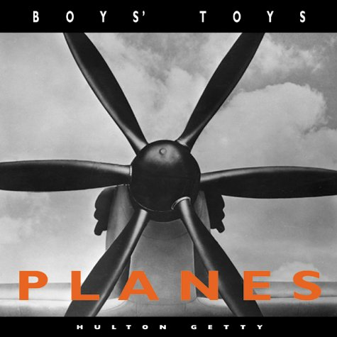 Boys' Toys: Planes (1570716048) by Alison Moss