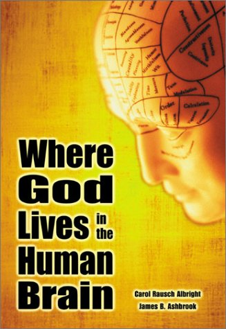 9781570717413: Where God Lives in the Human Brain