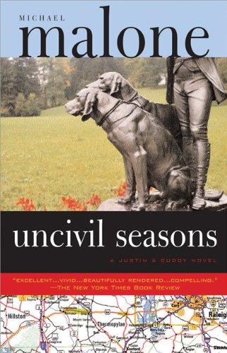 9781570717550: Uncivil Seasons: A Justin & Cuddy Novel