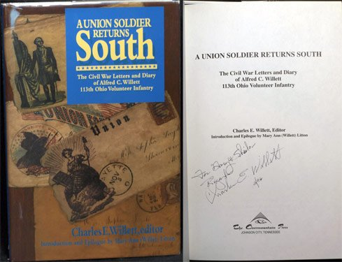 A Union Soldier Returns South