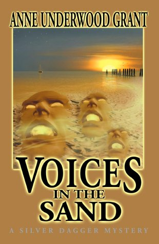 9781570721403: Voices in the Sand (Silver Dagger Mysteries)