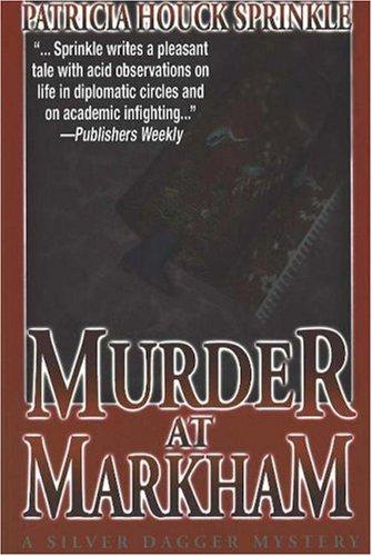 9781570721915: Murder at Markham (Silver Dagger Mysteries)