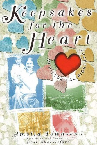 9781570722301: Keepsakes for the Heart: An Historical Biography