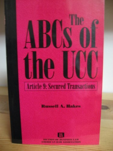 9781570732706: The ABCs of the UCC
