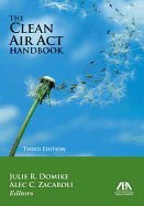 Clean Air Act Handbook: Robert, J. Martineau, David Novello