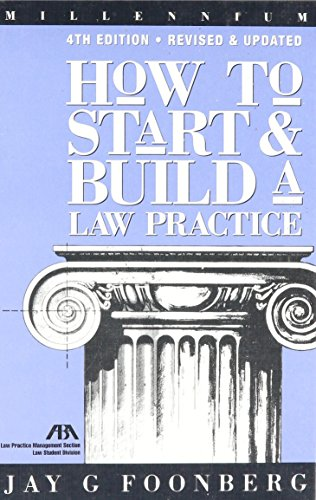 9781570736520: How to Start & Build a Law Practice