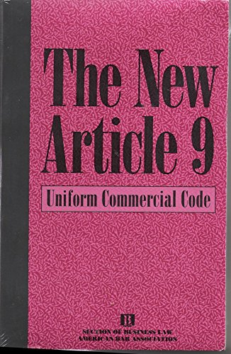 9781570736995: The New Article 9