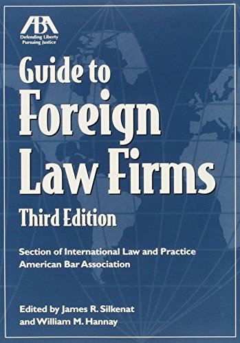 9781570737206: Guide to Foreign Law Firms