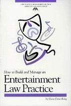 How to Build and Manage an Entertainment Law Practice (1570739048) by Gary Greenberg